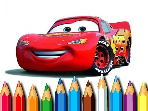 Play BTS Cars Coloring Game