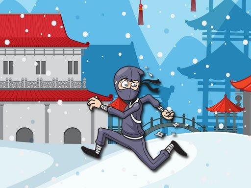 Play Running Ninja Game