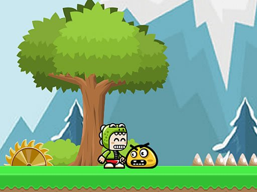 Play Adventure Of Green Kid Game