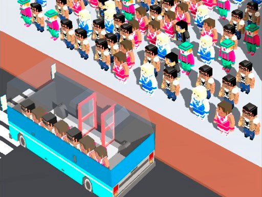 Play Over Load Passengers Game