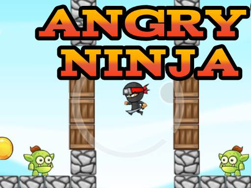 Play Angry Ninja Game