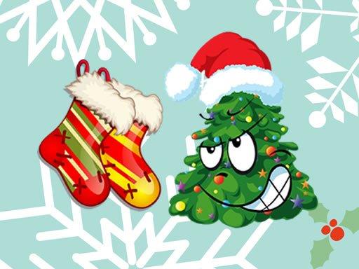 Play Fun Christmas Coloring Game