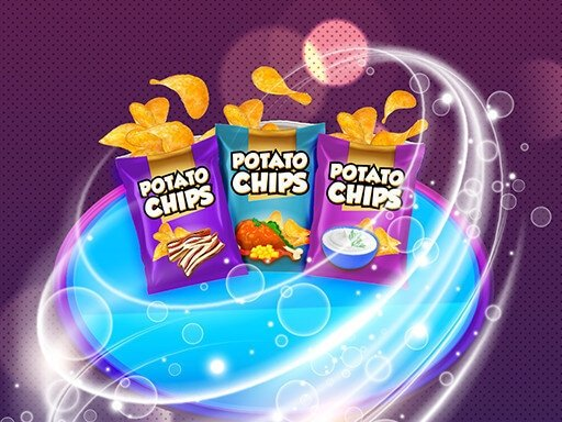 Play Potato Chips Maker Game