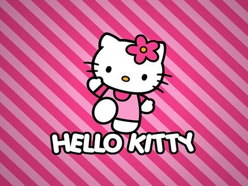 Play BTS Hello Kitty Coloring Game