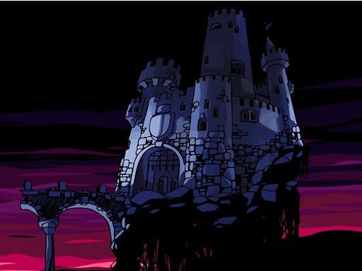 Play Dark Castle Escape Game
