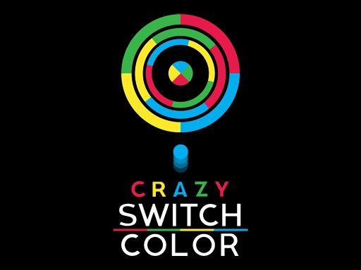 Play Crazy Switch Color Game