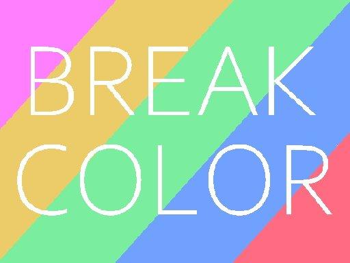 Play Break color Game