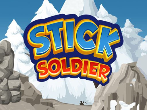Play Stick Soldier Game