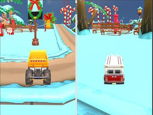 Play Santa Racer Game