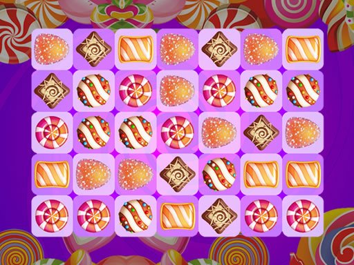Play Candy Match 3 Deluxe Game