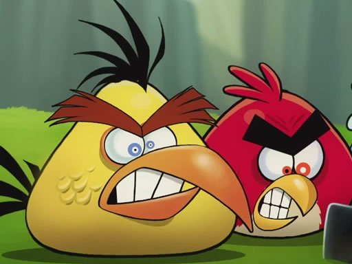 Play Angry Birds Match 3 Game