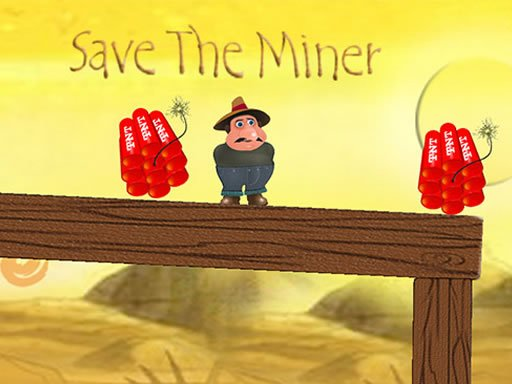 Play Save the Miner Game