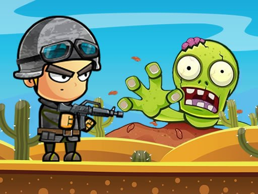 Play Eliminate the Zombies Game