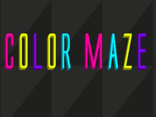 Play Color Maze Puzzle Game