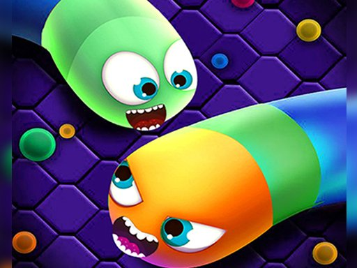 Play Wormeat.io Online Game