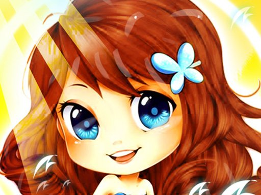Play Fantasy Cinderella Dress Up Game