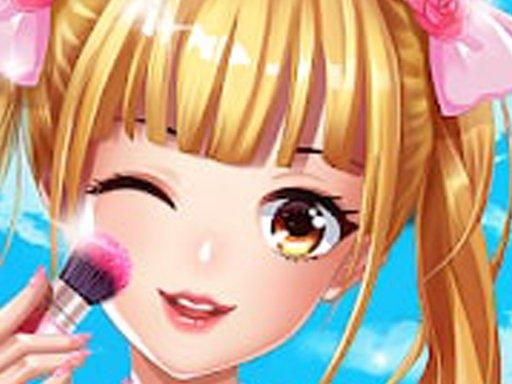 Play Anime Fantasy Dress up Game