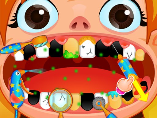 Play Zombie Dentist 2 Game