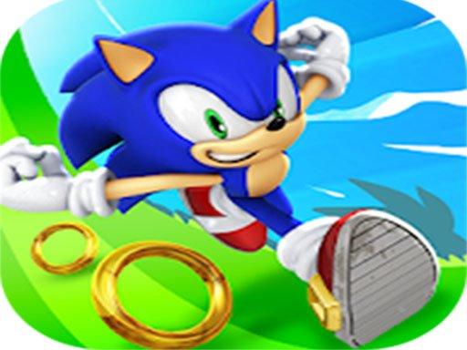 Play Sonic Run Game