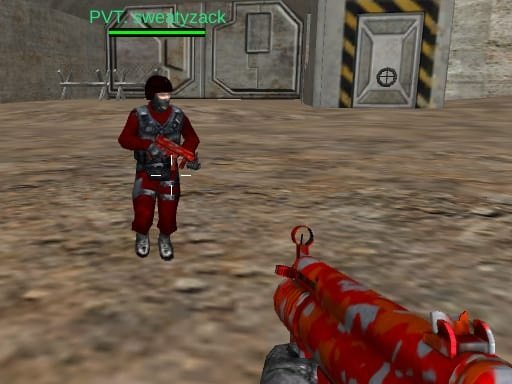 Play Unblocked Shooters Game