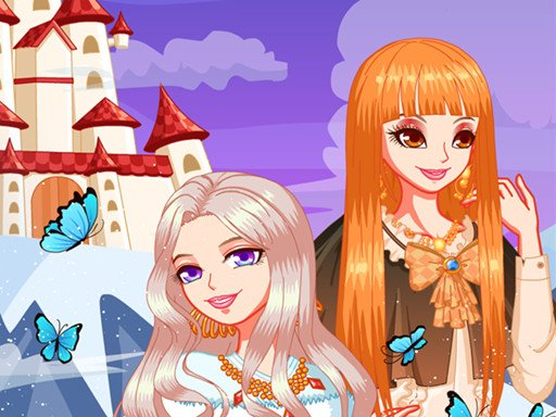Play Sweet Princess Dress Up Queen Growth Plan Game