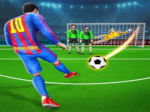 Play Football Strike Penalty – Soccer Game