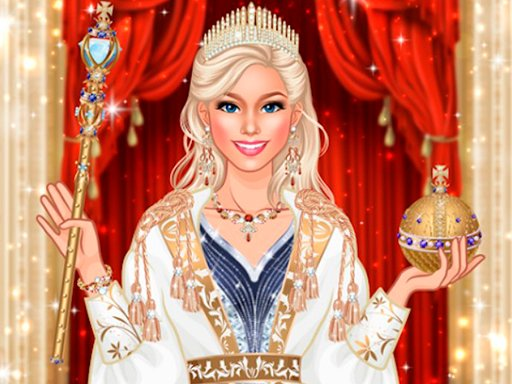 Play Royal Dress Up Queen Fashion Game