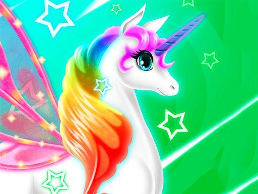 Play My Little Pony Unicorn Dress Up Game