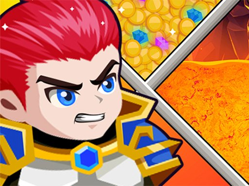 Play Hero Rescue Puzzle Game