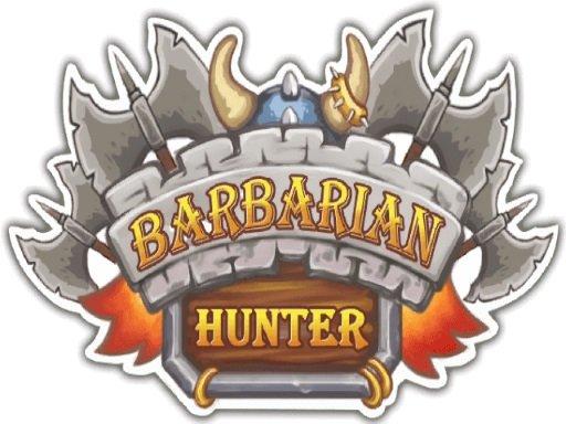 Play Barbarian Hunter Game