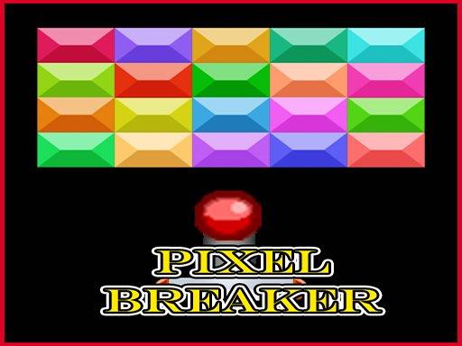 Play Pixel Art Breaker Game
