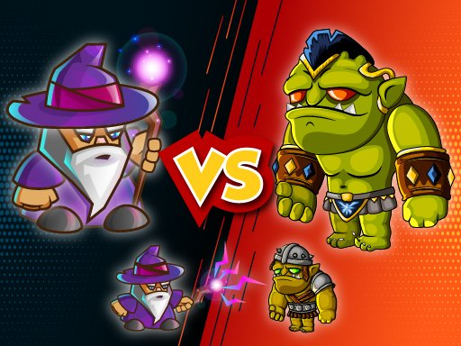 Play Wizard Vs Orcs Game