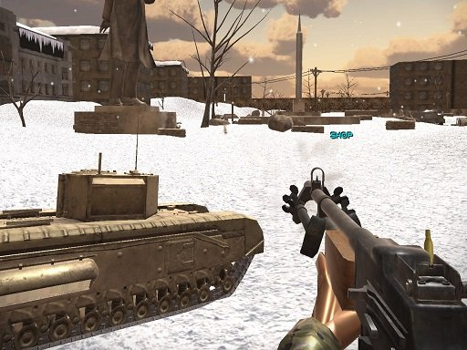 Play WW2 Cold War Fps Game