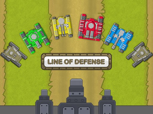 Play Line Of Defense Game