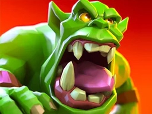 Play Clash Of Orcs Game
