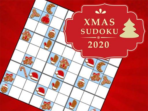 Play Xmas 2020 Sudoku Game