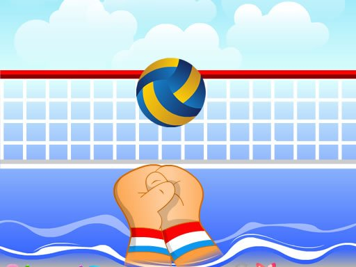 Play Volley ball Game
