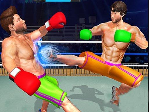 Play BodyBuilder Ring Fighting Club: Wrestling Game