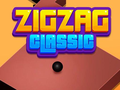 Play zig zag classic Game