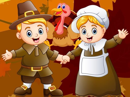Play Thanksgiving Differences Game