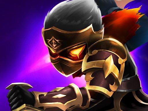 Play Stickman Strike: Shadow Warriors Game