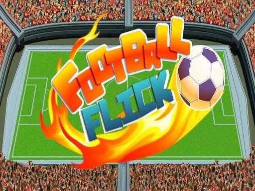 Play Football Flick Game
