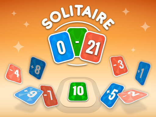 Play Solitaire 0 – 21 Game