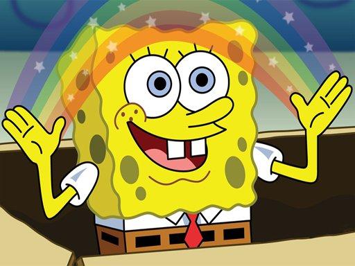Play SpongeBob Jigsaw Puzzle Game