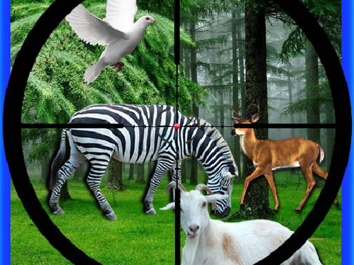 Play Real Jungle Animals Hunting Game