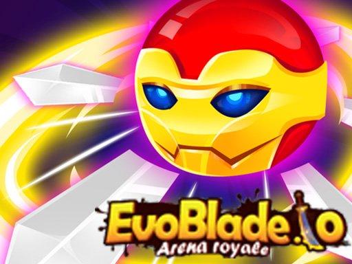 Play EvoBlade.io Game