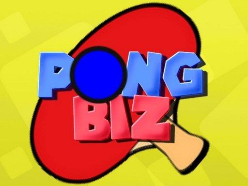 Play Pong Biz Game