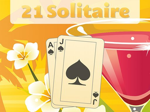 Play 21 Solitaire Game