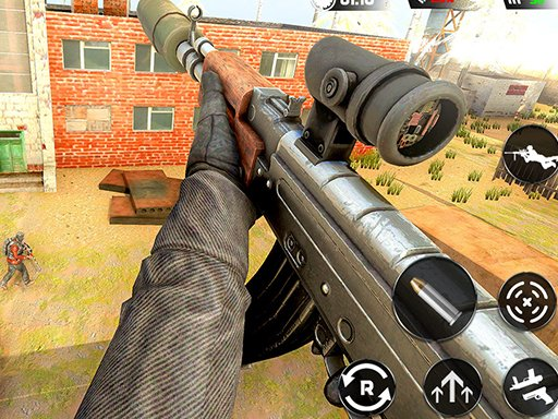 Play Sniper Master City Hunter Game