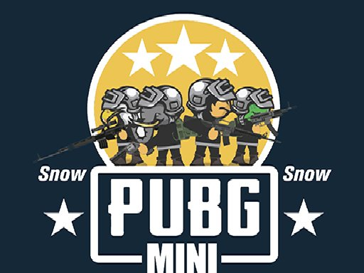 Play PUBG Mini Snow Multiplayer Game